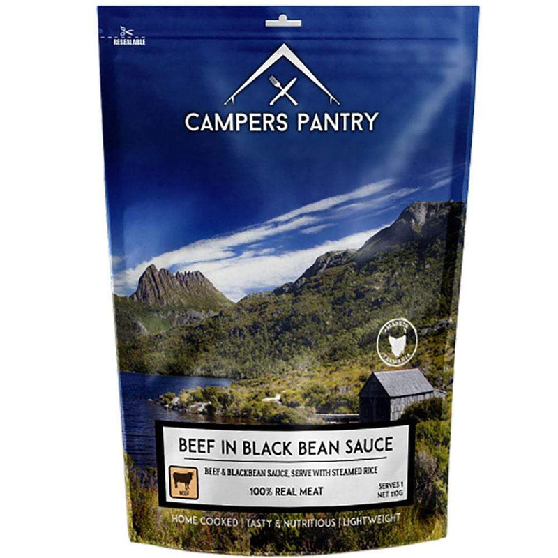 Campers Pantry Other Gear Campers Pantry - Beef In Black Bean Sauce