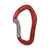 DMM Other Gear DMM Alpha Sport Bent Gate Red DMMA526RD