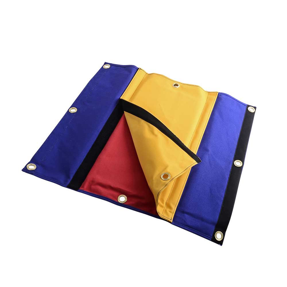 DMM Industrial DMM ProPad+ Edge Mat Blue/Red/Yellow DMMPROPAD+