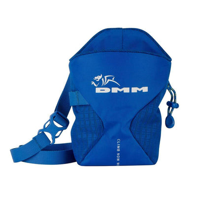 DMM Other Gear DMM Traction Chalk Bag One Size / Blue DMMCB22BL