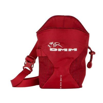 DMM Other Gear DMM Traction Chalk Bag One Size / Red DMMCB22RD
