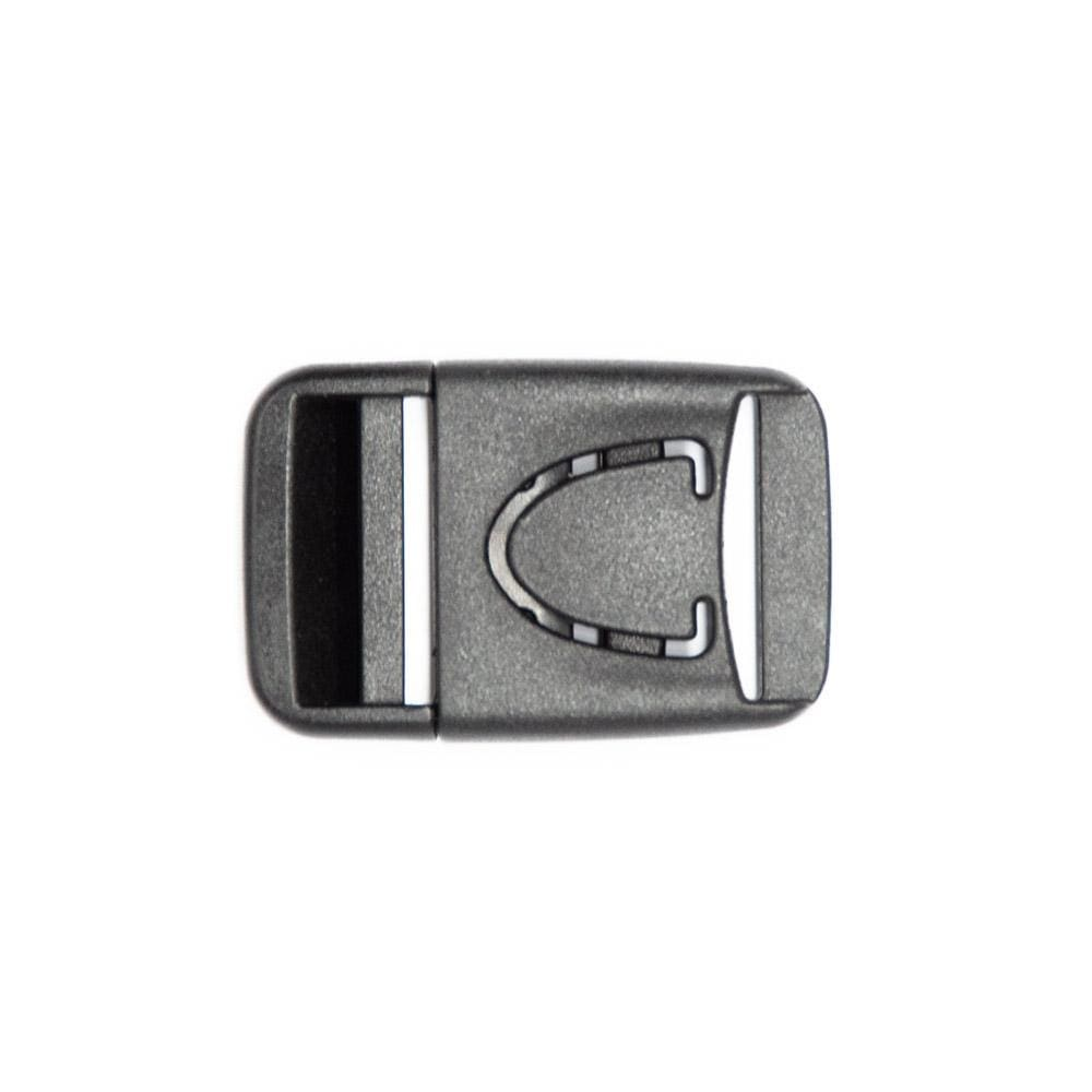Duraflex 25mm centre push buckle