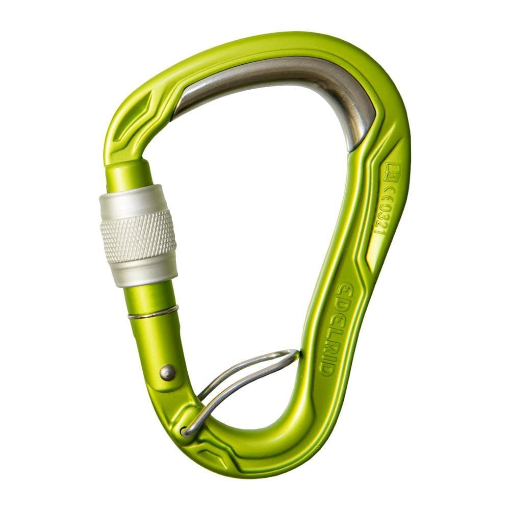 Edelrid Other Gear Edelrid HMS Bulletproof Screw FG Oasis EDL737260001380