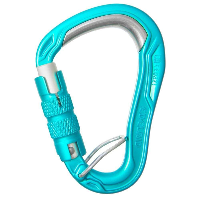 Edelrid Other Gear Edelrid HMS Bulletproof Triple FG Icemint EDL737280003290