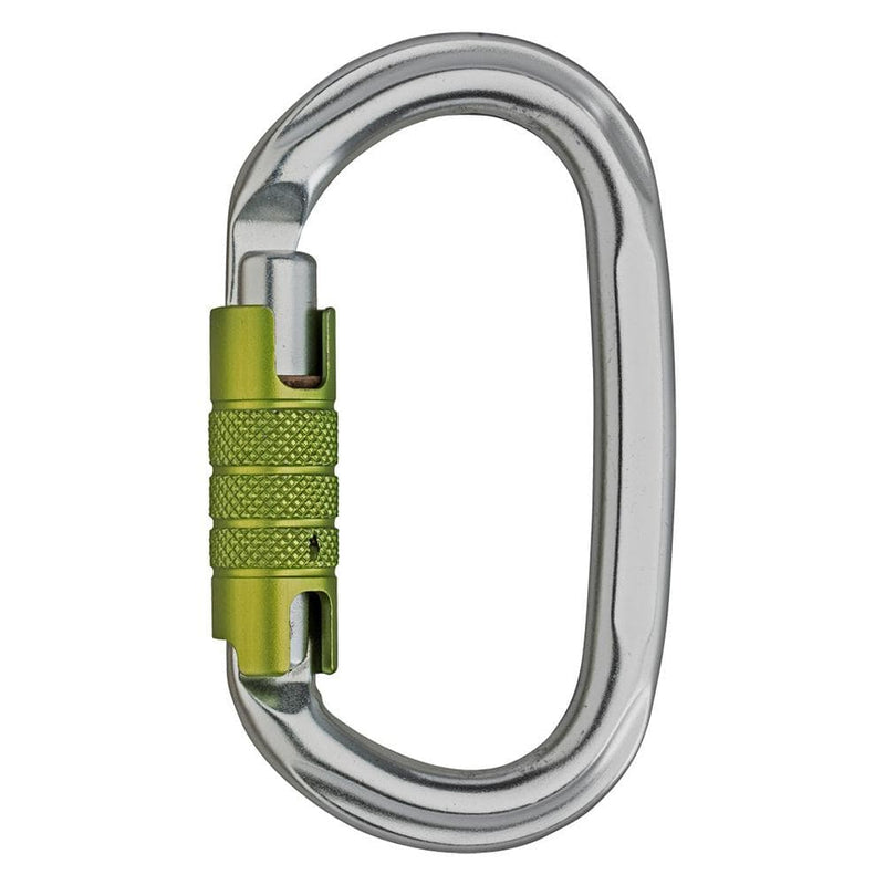 Edelrid Industrial Edelrid Oval Power 2400 Triple Silver EDL882750000060