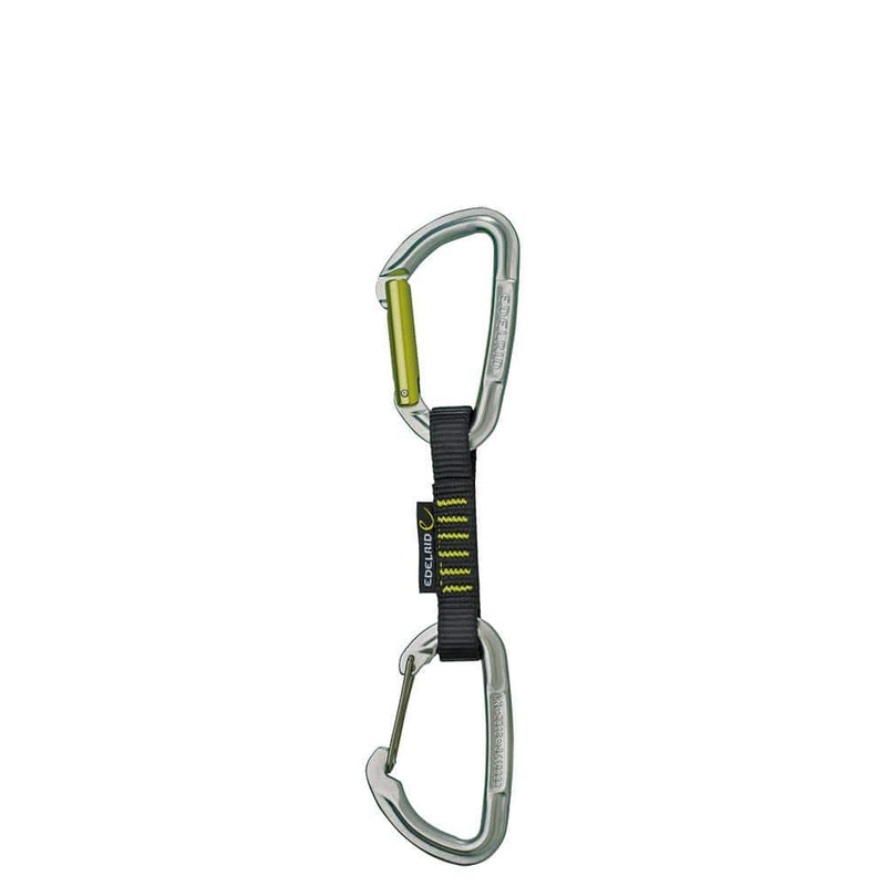 Edelrid Other Gear Edelrid Slash Wire Set Night-Oasis 10cm 5 Pack EDL719900102190-V5