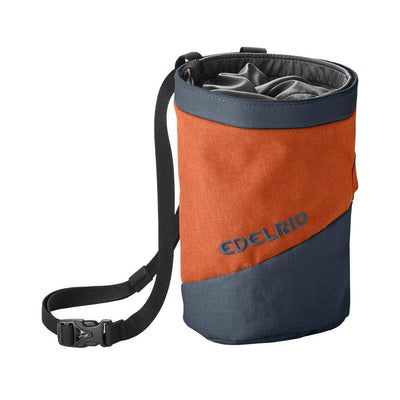Edelrid Other Gear Edelrid Splitter Chalk Bag Safran EDL721780006510