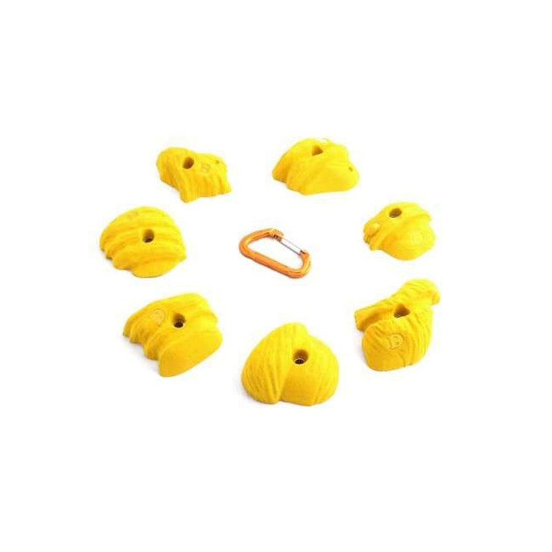 Fixe Fixe Peak District Pinches Climbing Holds 7 Pack Blue TRR00163-B