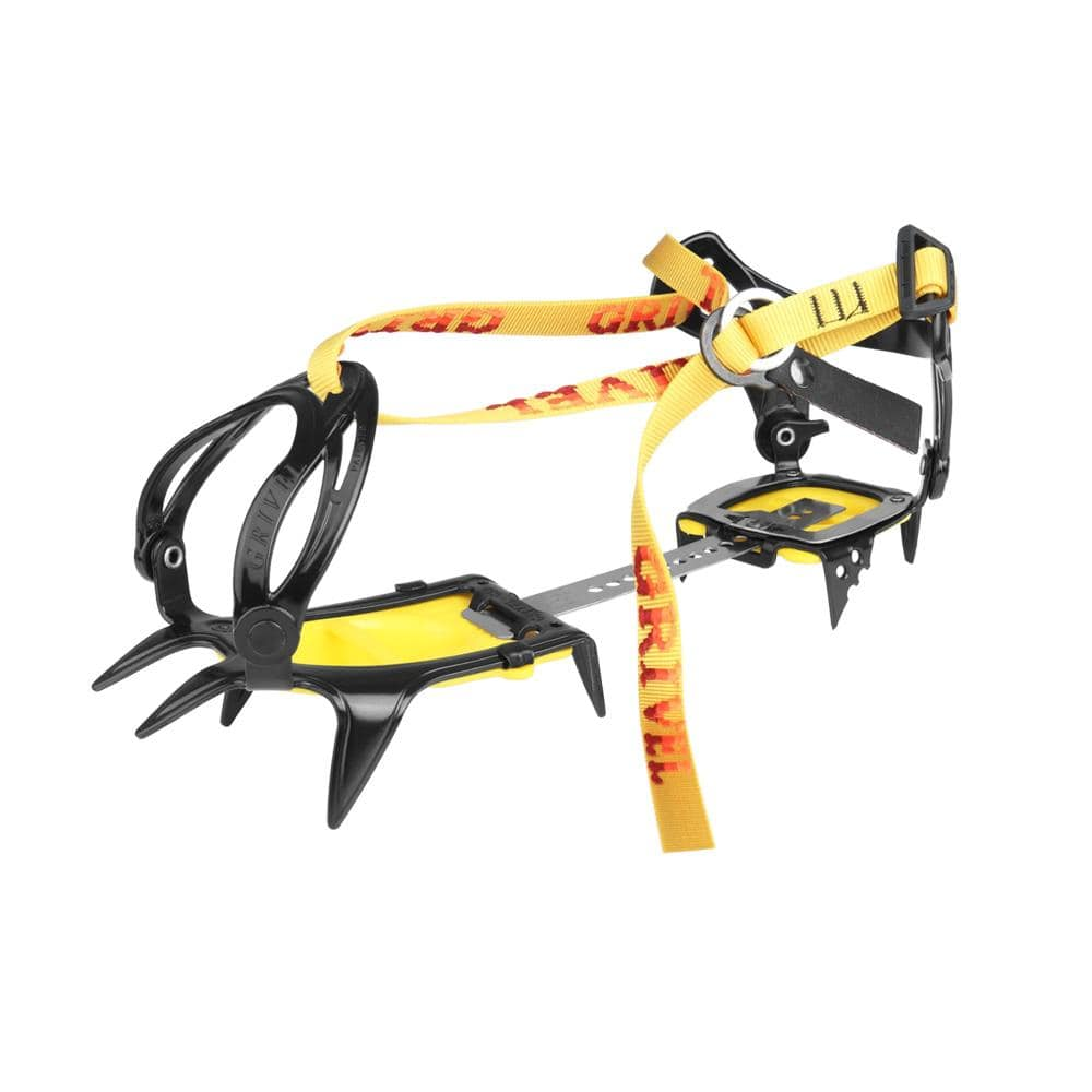 Grivel Other Gear Grivel Crampons G10 New Classic Wide GRRA072A24F