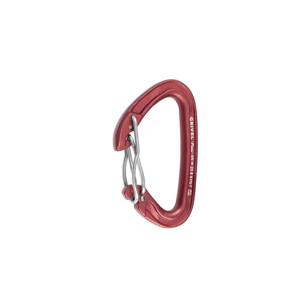 Grivel Other Gear Grivel K3G Plume Twin Gate Carabiner GRRSK3G