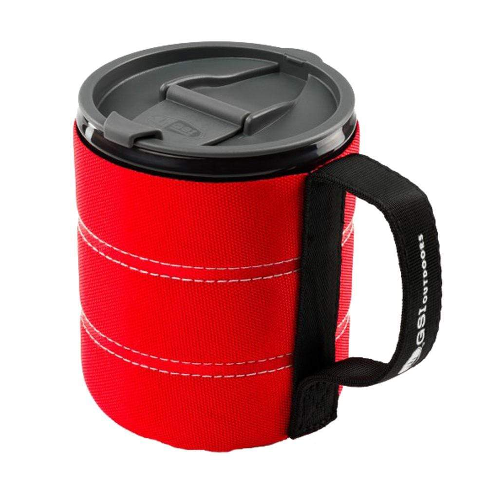 GSI Other Gear GSI Infinity Backpacker Mug Red F550,5251