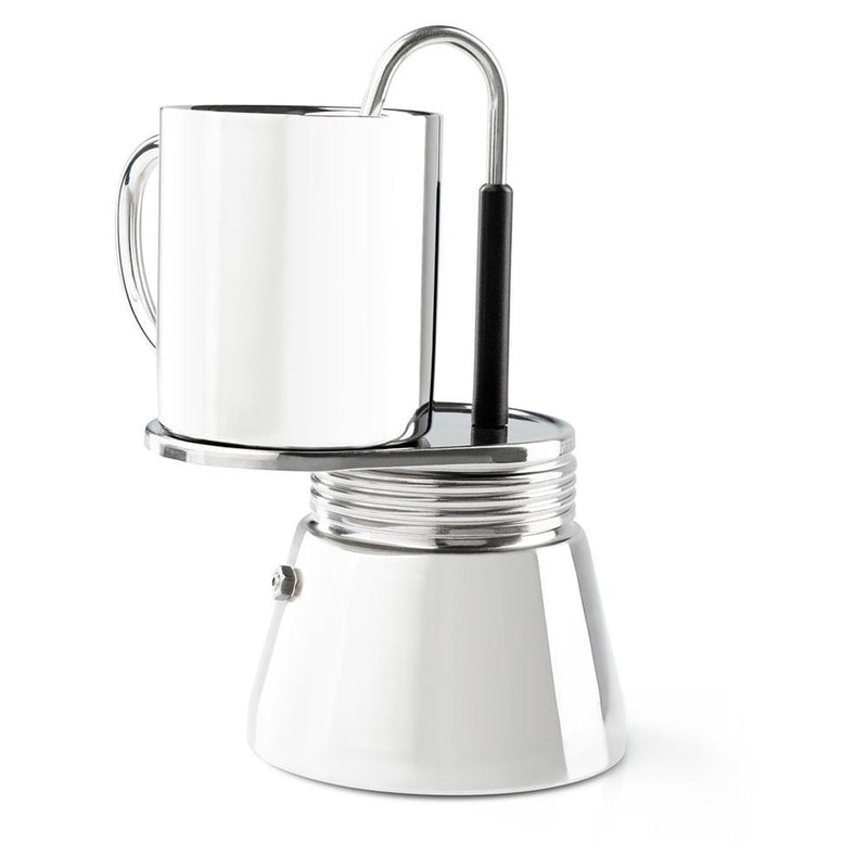 GSI Other Gear GSI Mini Espresso Maker 1 Cup Stainless Steel F550,65102