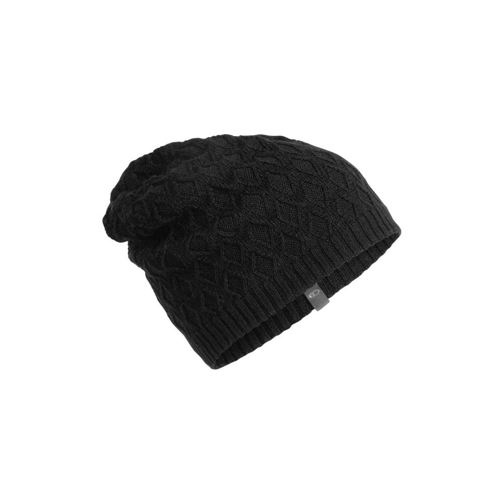 Icebreaker Other Gear Icebreaker Diamond Line Beanie One Size / Black 104011010OS