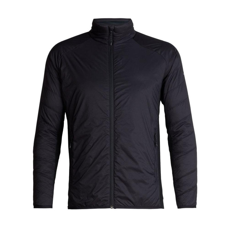 Icebreaker Other Gear Icebreaker Hyperia Lite Hybrid Jacket Men LG / Charred/Black 104288C01L