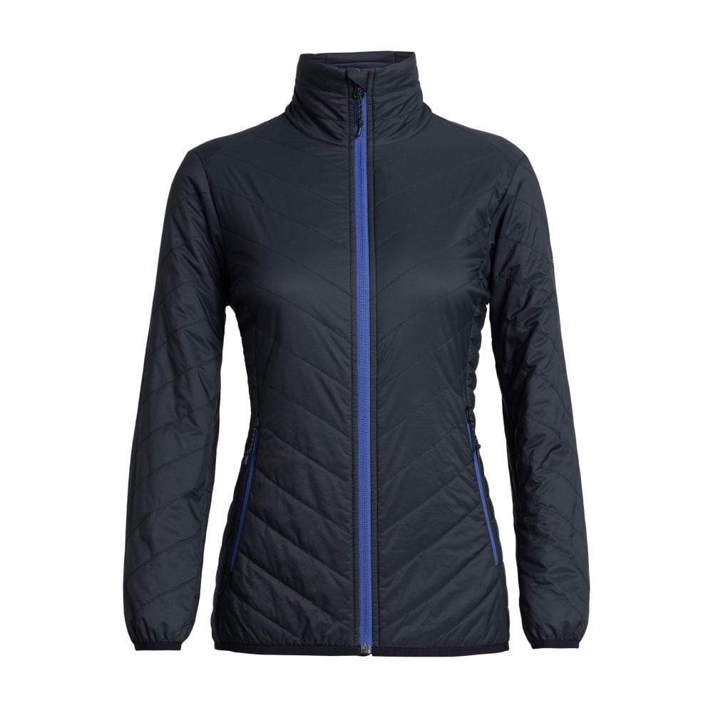 Icebreaker Other Gear Icebreaker Hyperia Lite Jacket Women LG / Midnight Navy 103926423L