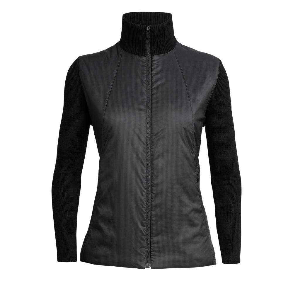 Icebreaker Other Gear Icebreaker Lumista Hybrid Sweater Jacket Women