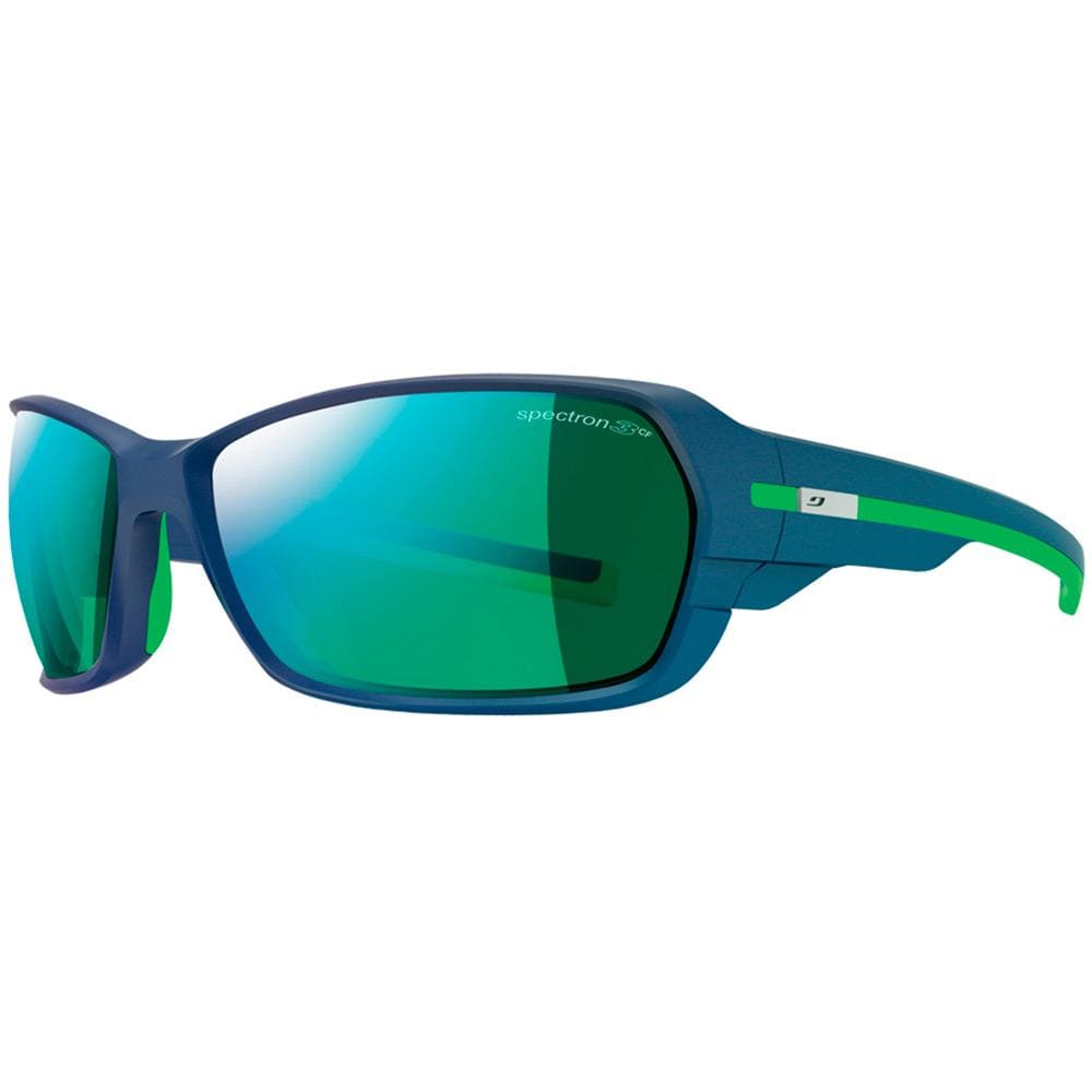 Julbo Other Gear Julbo Dirt 2 Sunglasses Matt Dark Blue/Green Spectron 3 CF J4741112