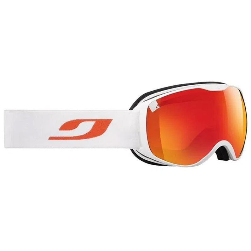 Julbo Other Gear Julbo Pioneer Goggle White/Orange Spectron 3 J73112113