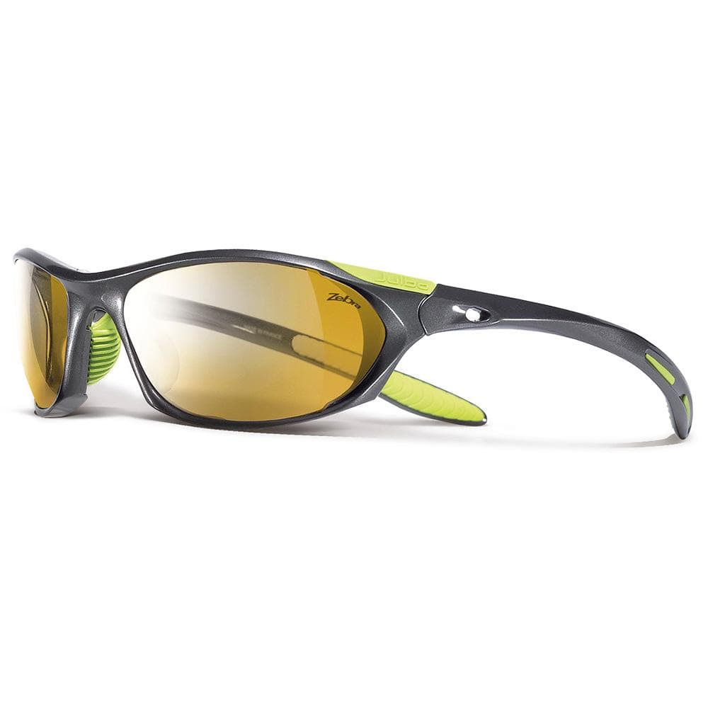 Julbo Other Gear Julbo Race Shiny Asphalt/Yellow Zebra 1.242323