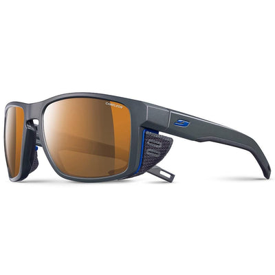 Julbo Other Gear Julbo Shield Dark Grey/Blue Reactiv High Mountain 2-4 J5065021