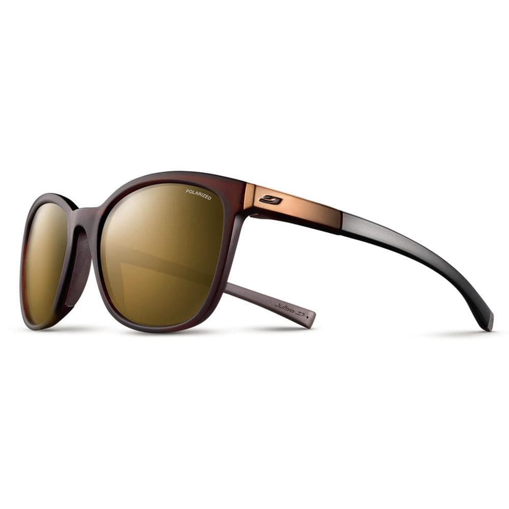 Julbo Spark Sunglasses Translucent Brown Polarized 3