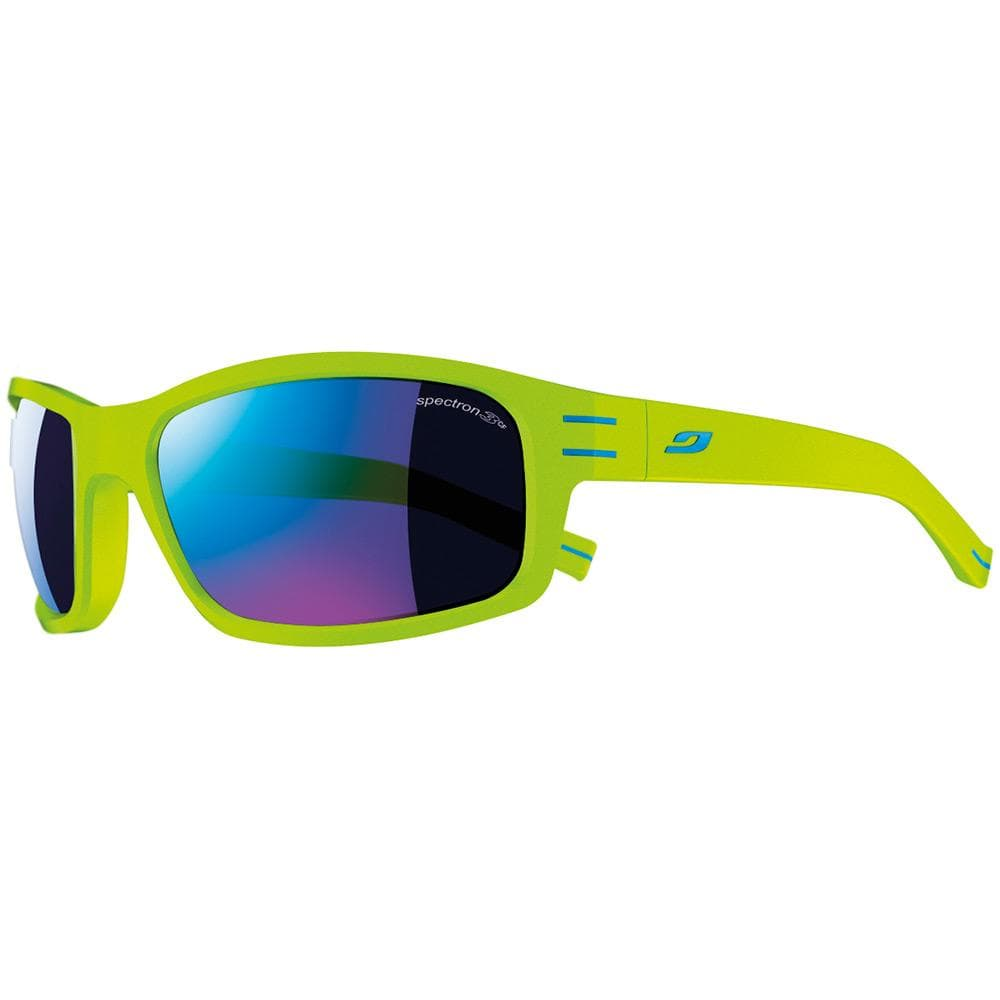 Julbo Other Gear Julbo Suspect Sunglasses Green SP3 + Multi Blue J4491116
