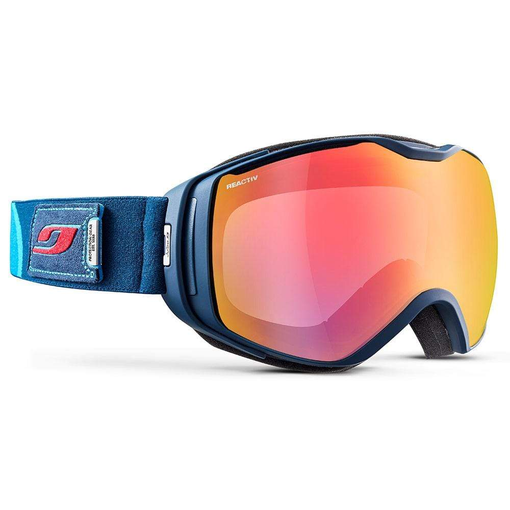 Julbo Other Gear Julbo Universe Goggle Blue Zebra Light Red Goggle J73633127