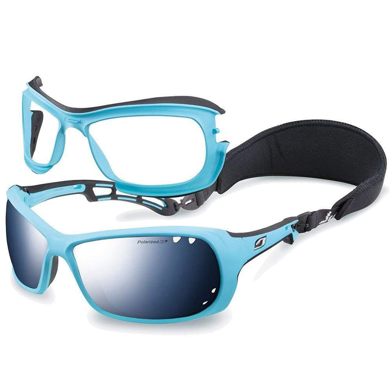Julbo Other Gear Julbo Wave Sunglasses Sky Blue/Black Polarized 3+ 1.4429112