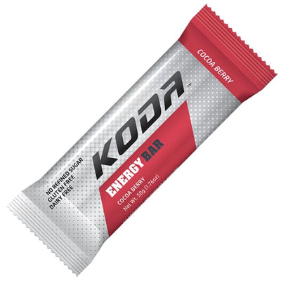 Koda Other Gear Koda Energy Bar Cocoa Berry KCBEBS