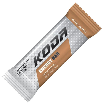 Koda Other Gear Koda Energy Bar Salted Caramel KSCEBS
