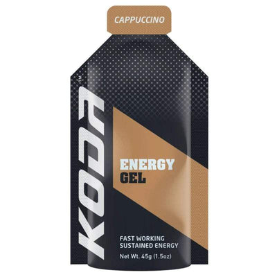 Koda Other Gear Koda Energy Gel (Caffeinated) Cappuccino (80mg Caffeine) KCAG