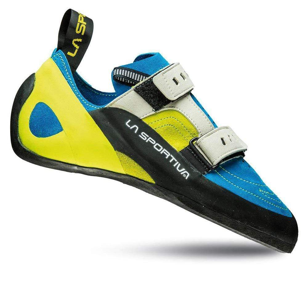 La Sportiva Other Gear La Sportiva Finale VS Men EU 39 / Sulphir/Blue LAS10XSB390