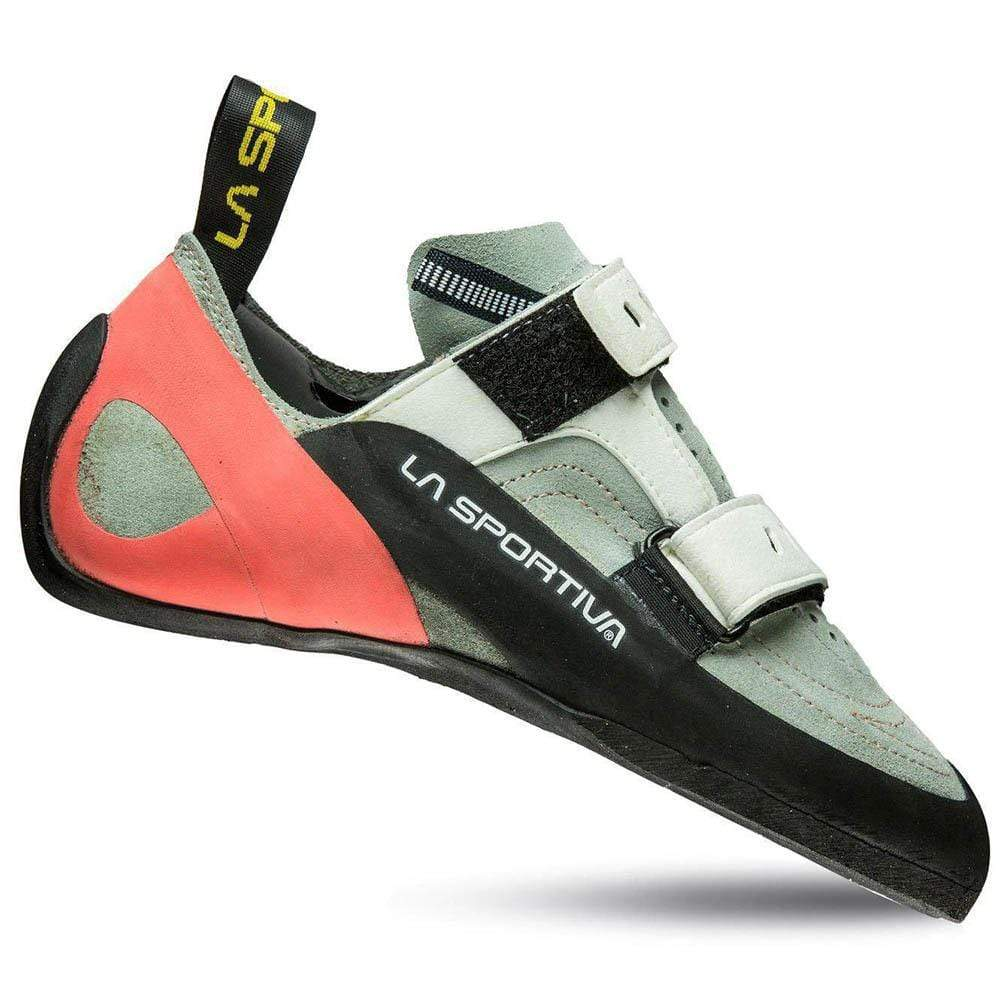 La Sportiva Other Gear La Sportiva Finale VS Women EU 36 / Grey/Coral LAS10YGC360