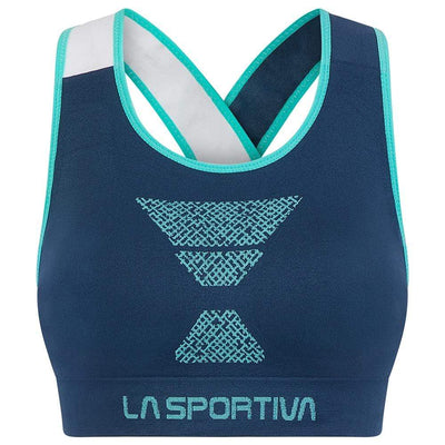 La Sportiva Other Gear La Sportiva Focus Top Women LG / Neptune/White LASI84619000L