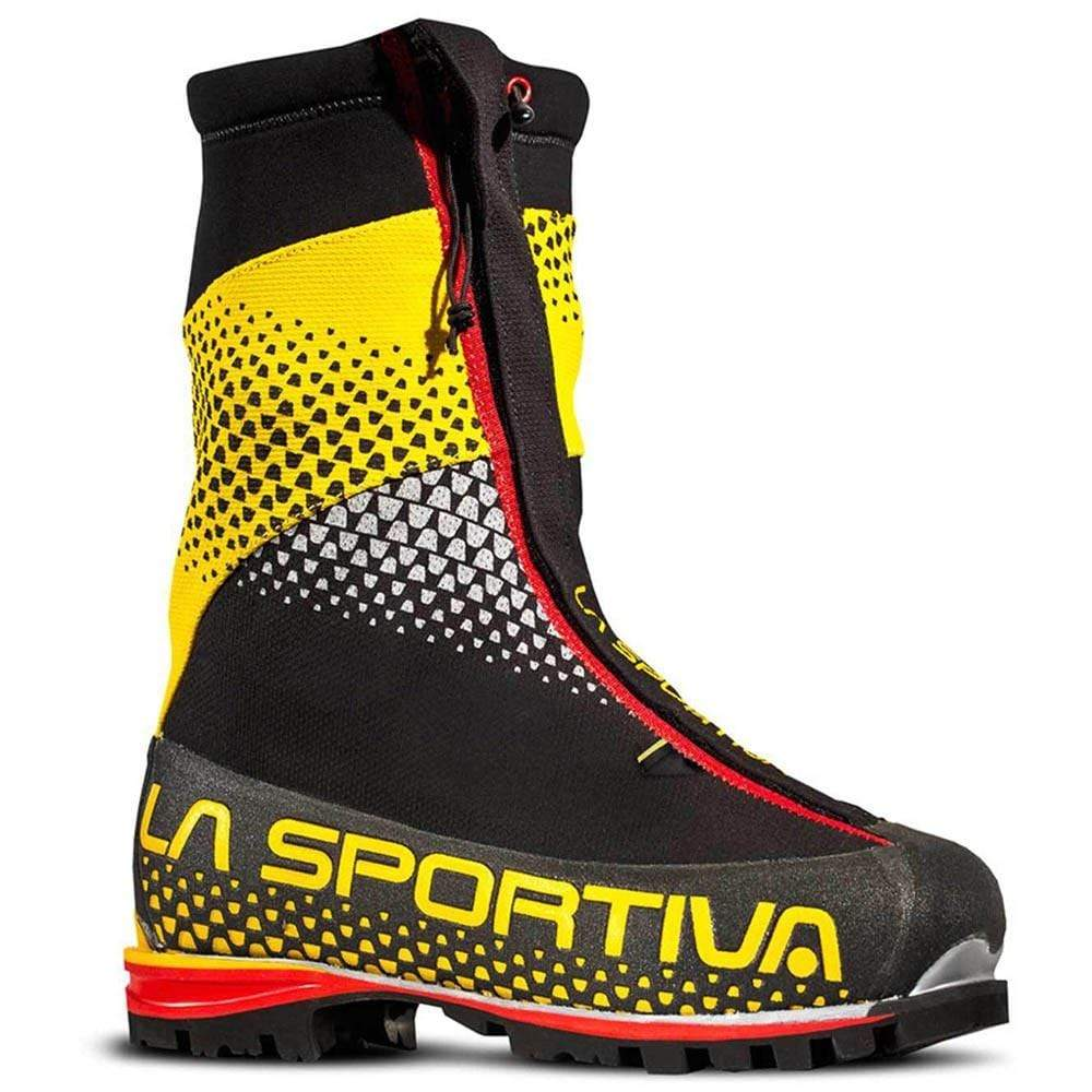 La Sportiva Other Gear La Sportiva G2 SM EU 43 / Black/Yellow LAS11QBY430