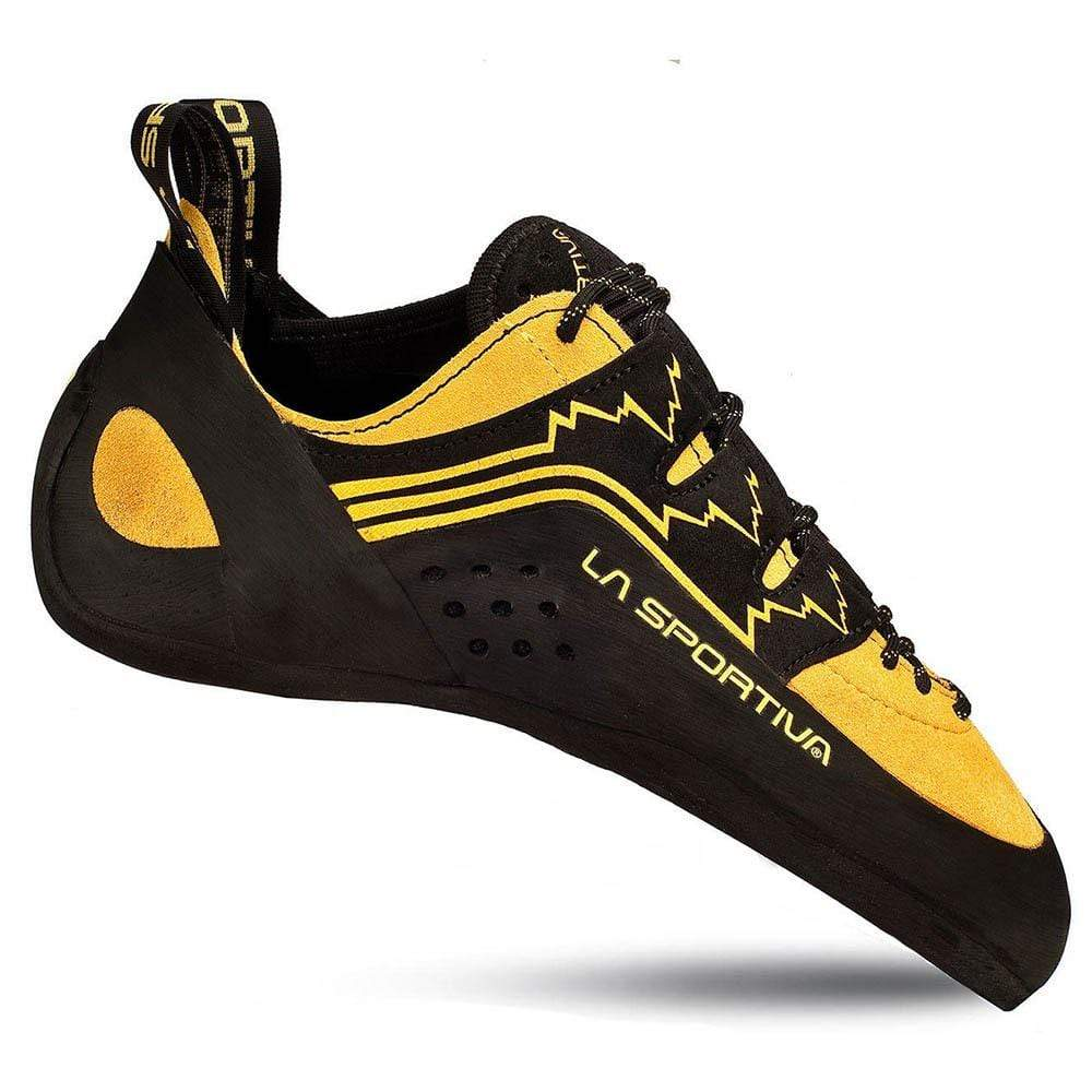 La Sportiva Other Gear La Sportiva Katana Laces EU 39 / Black/Yellow LAS800390