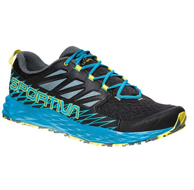 La Sportiva Other Gear La Sportiva Lycan Men EU 41 / Black/Tropic Blue LAS36K999614400