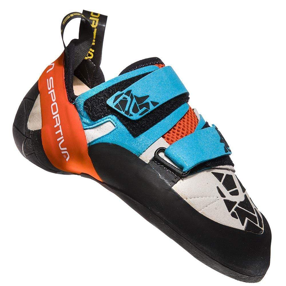 La Sportiva Other Gear La Sportiva Otaki Men EU 40.5 / Blue/Flame LAS10TBF405
