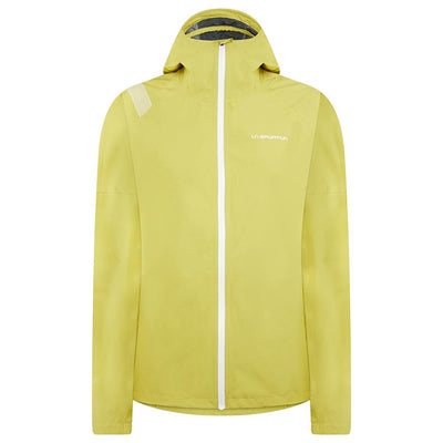 La Sportiva Other Gear La Sportiva Run Jacket Women SM / Celery LASK87715715S