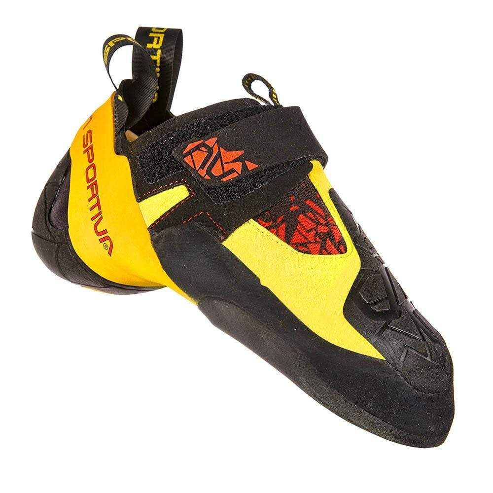 La Sportiva Other Gear La Sportiva Skwama Men EU 36 / Black/Yellow LAS10SBY360