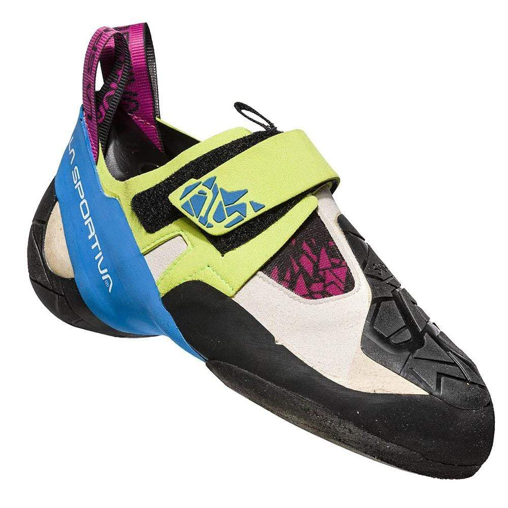 La Sportiva Other Gear La Sportiva Skwama Women EU 36 / Apple Green/Cobalt Blue LAS20I705613360