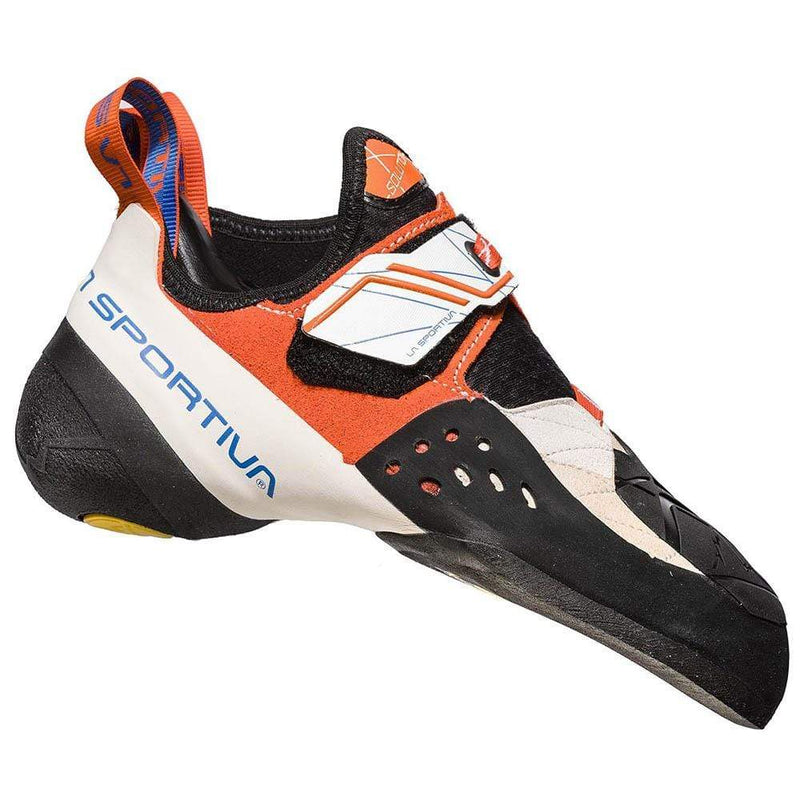 La Sportiva Other Gear La Sportiva Solution Women EU 36 / White/Lily Orange LAS20H000203360
