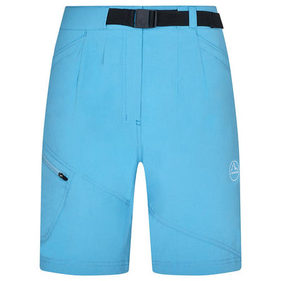 La Sportiva Other Gear La Sportiva Spit Short Women LG / Pacific Blue LASK92621621L