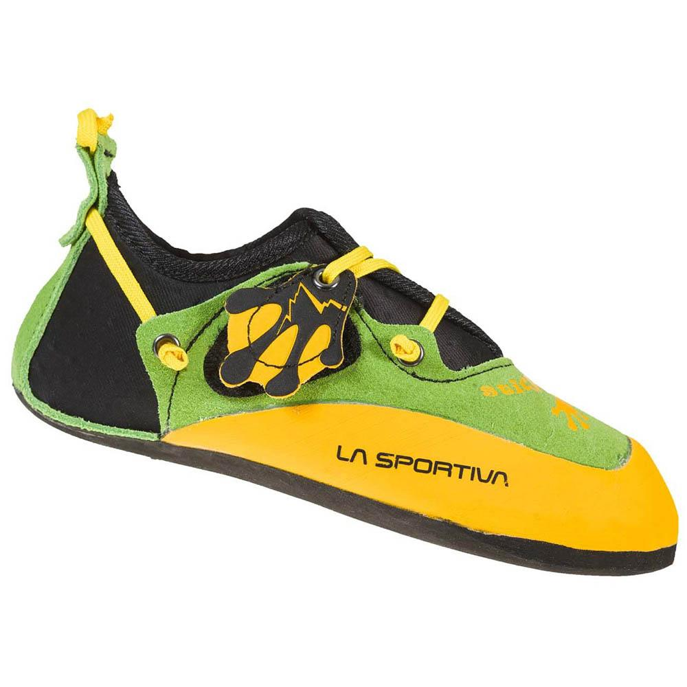 La Sportiva Other Gear La Sportiva Stickit EU 26/27 / Lime/Yellow LAS8022627