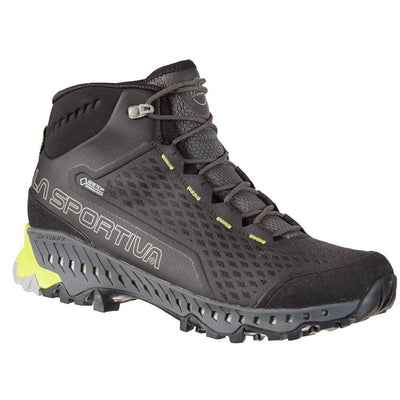 La Sportiva Other Gear La Sportiva Stream GTX Men EU 41 / Carbon/Apple Green LAS24D900705410