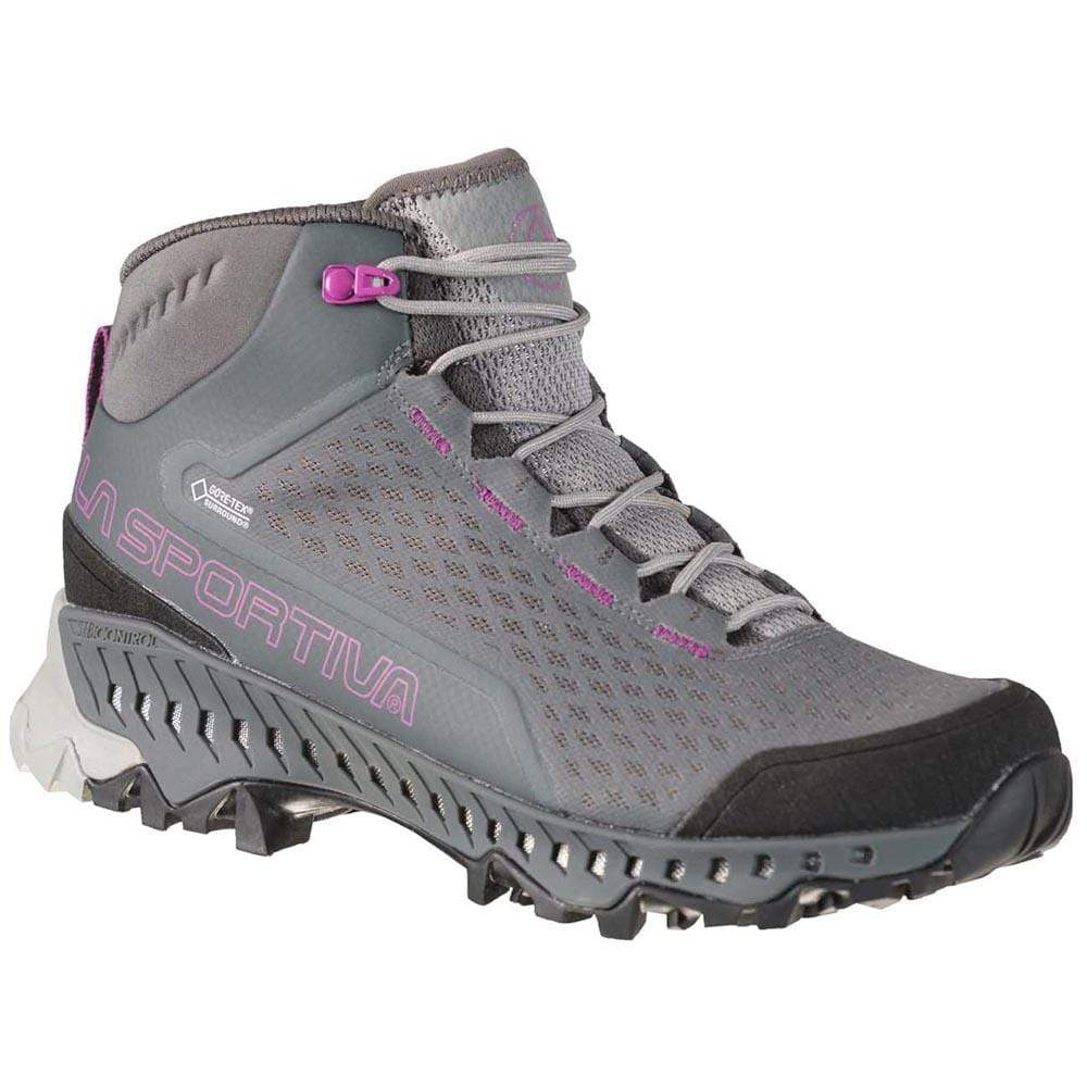 La Sportiva Other Gear La Sportiva Stream GTX Women EU 37 / Carbon/Purple LAS24E900500370