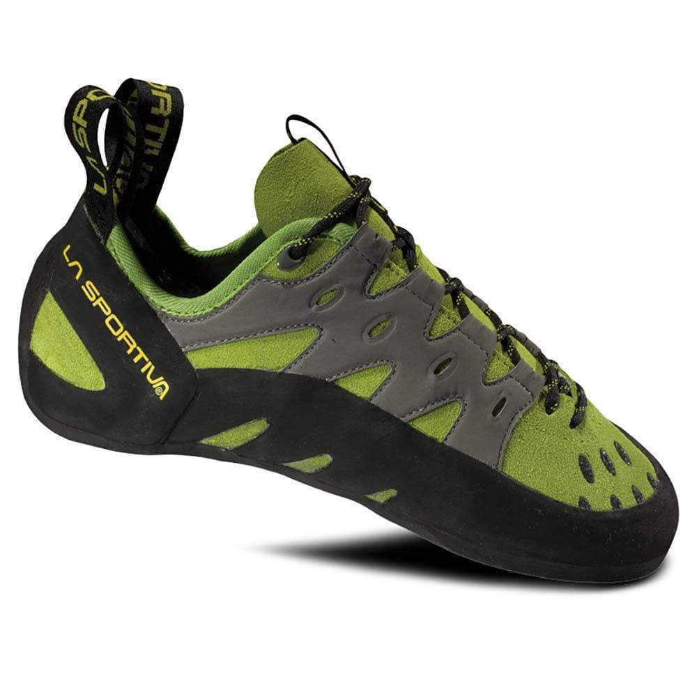 La Sportiva Other Gear La Sportiva Tarantulace Men EU 35 / Green/Grey LAS10F350