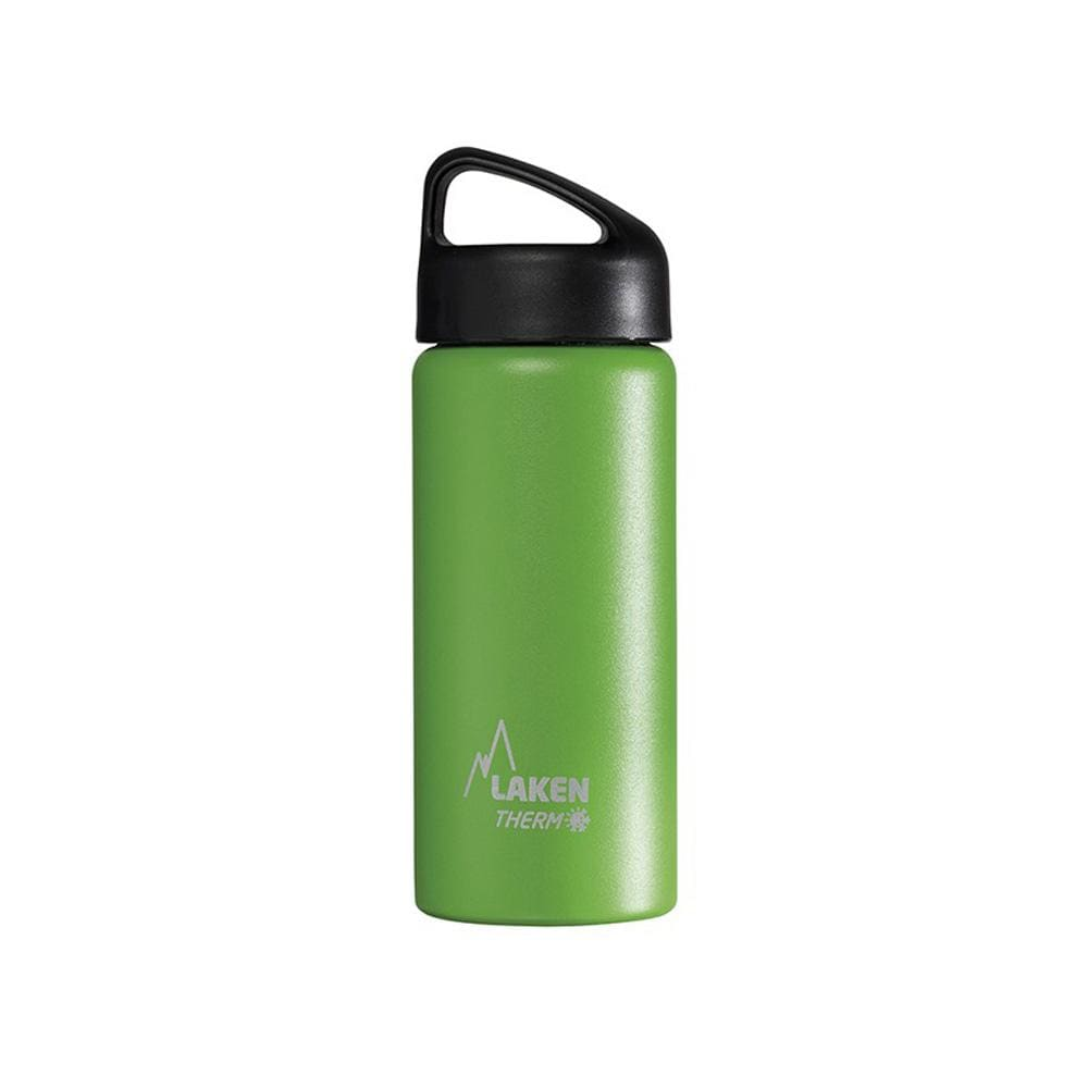 Laken Other Gear Laken Wide Mouth Classic Thermo Bottle 0.5L 500ml / Green LAKTA5V