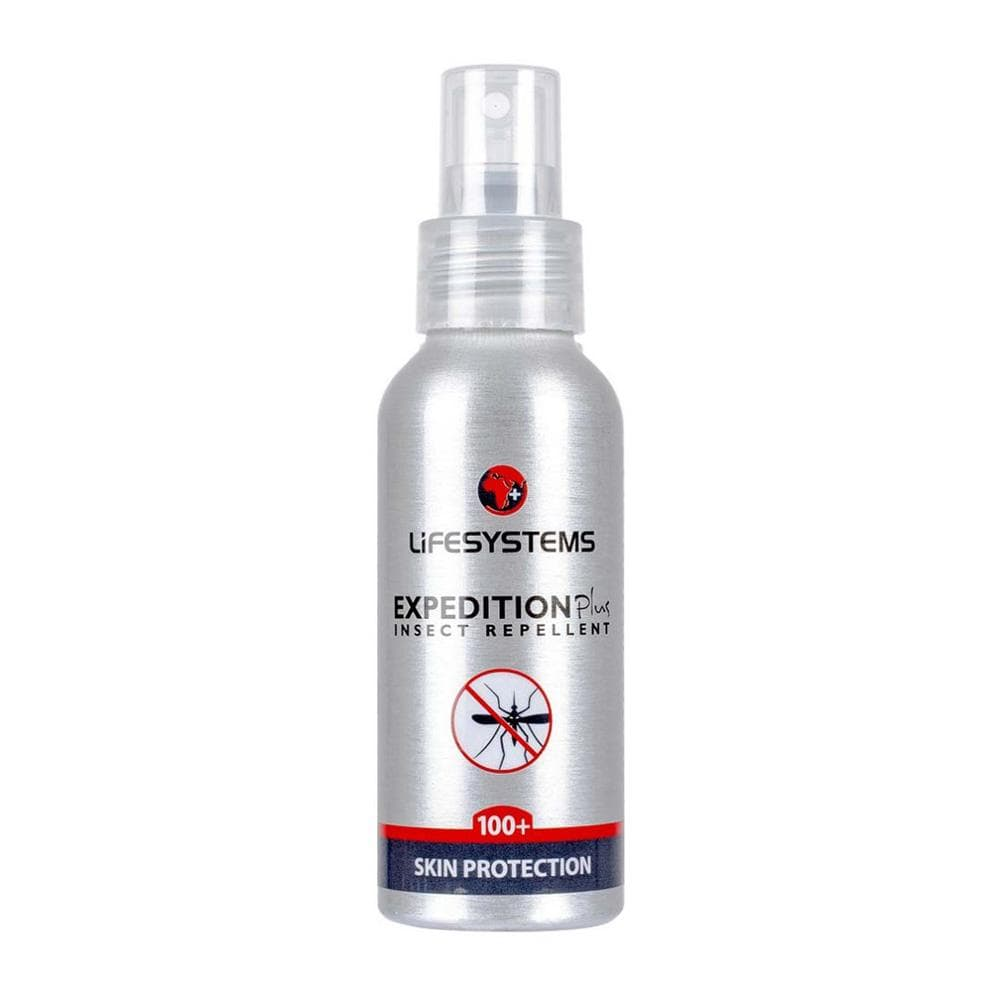 Lifesystems Other Gear Lifesystems Expedition Plus 100+ 100ml SPRAY LS6260