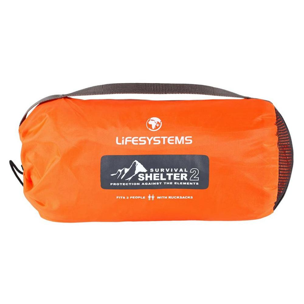Lifesystems Other Gear Lifesystems Survival Shelter 2 LS42311